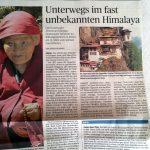 Bhutan, im Land des Donnerdrachens
